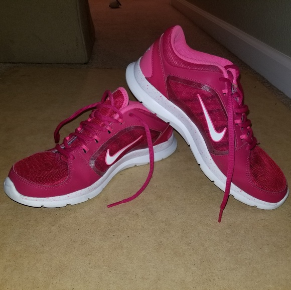 a0f4caebe6604 Nike Shoes | Womens Flex Trainer Pink Size 8 | Poshmark